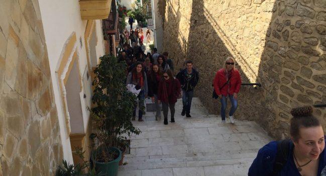 Comenius projektas – Ispanija
