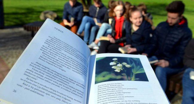 Balandžio 23-ioji – Pasaulinė knygos diena