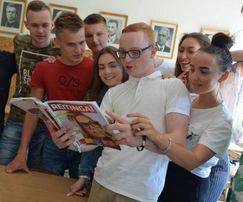 Marijonų gimnazija – geriausių gimnazijų dešimtuke