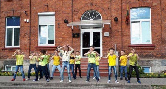 Šv. Mato gimnazijos trečiokų viešnagė