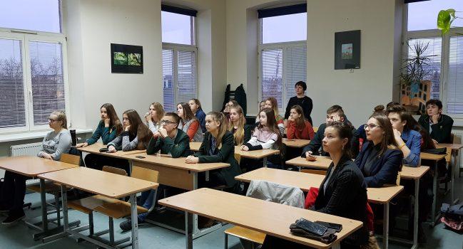 """Erasmus+ projektas """"Žalieji paaugliai verslininkai"""""""