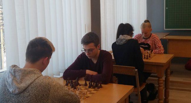 Šachmatų varžybos
