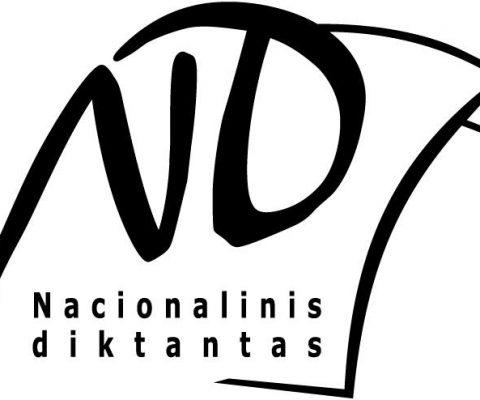 Nacionalinis diktantas – 2019
