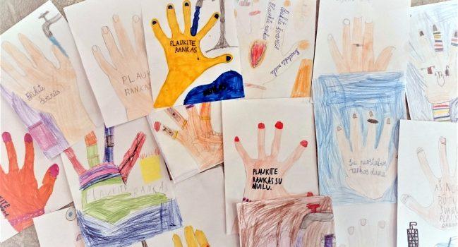 Pasaulinės rankų higienos dienos minėjimas