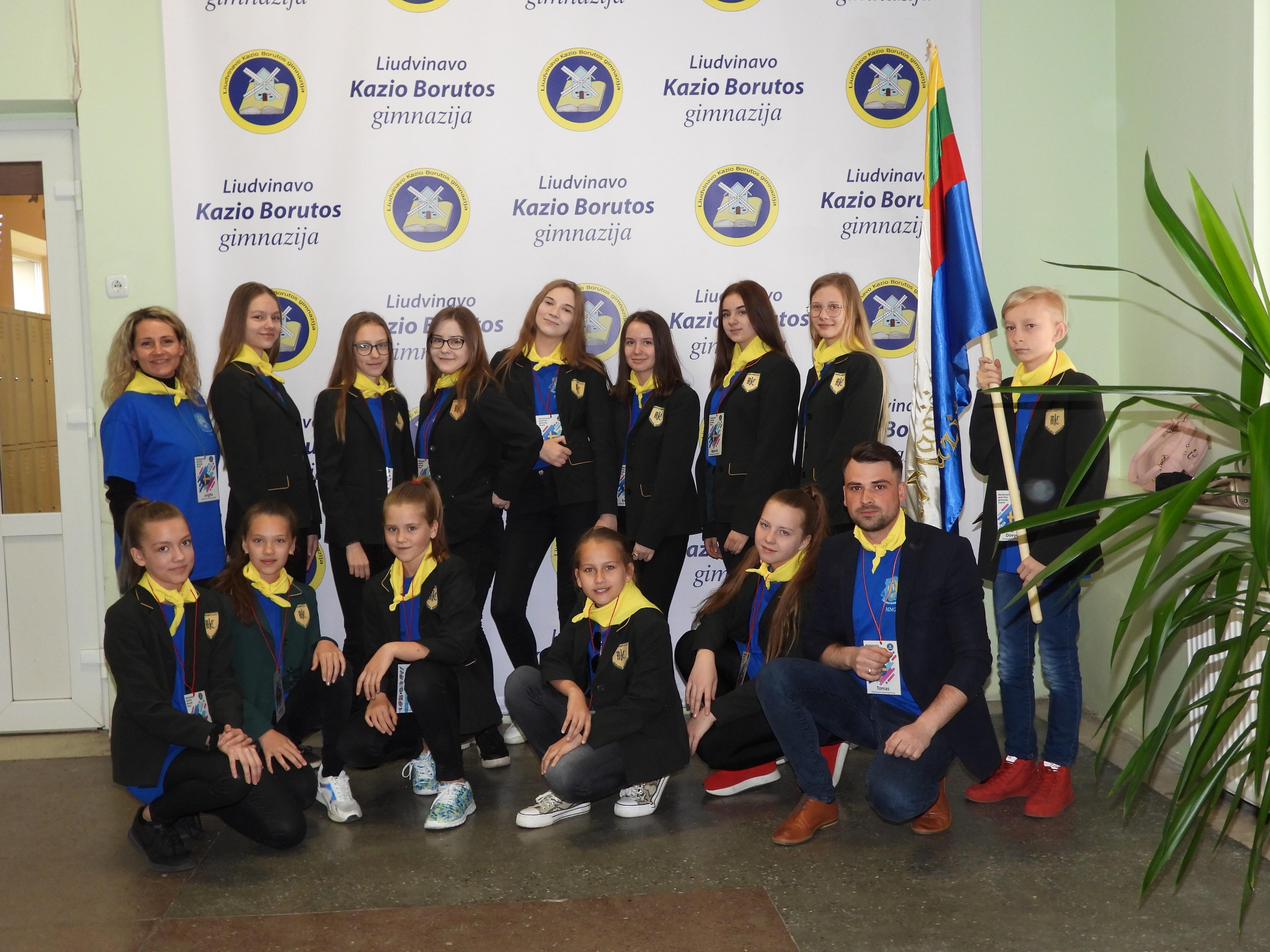 Marijampolės apskrities gimnazijų šventė
