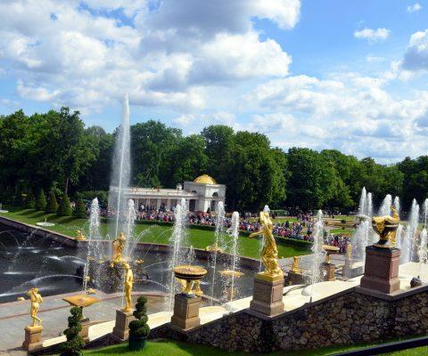 Kelionė į Sankt Peterburgą