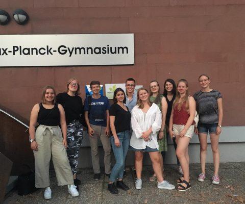 Erasmus+ projekto tęsinys – gimnazistų viešnagė Vokietijoje