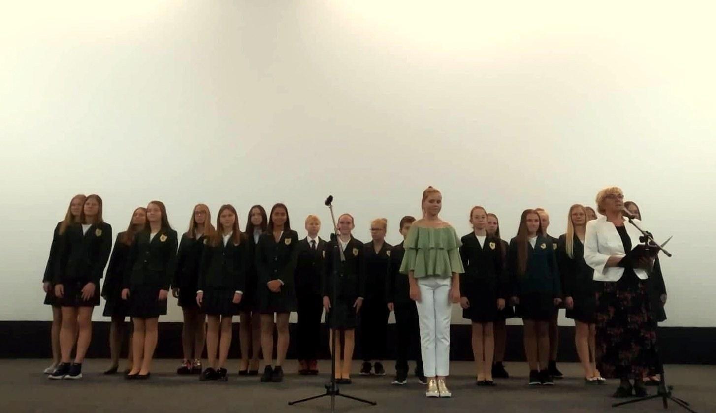 Koncertas Lietuvos socialinių darbuotojų šventėje