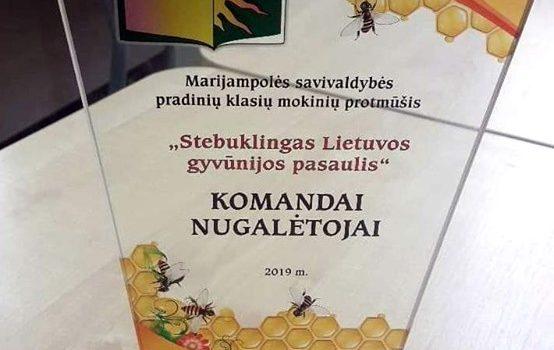 """Viktorina """"Stebuklingas Lietuvos gyvūnijos pasaulis"""""""