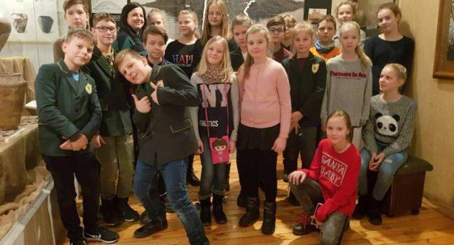 Edukacinė išvyka į Lietuvos aviacijos muziejų